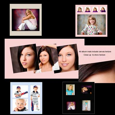 Jibz Photoshop Album Designer Photoshop actions to create wedding pages and storyboard's
