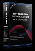 Baby Photoshop Action Kit