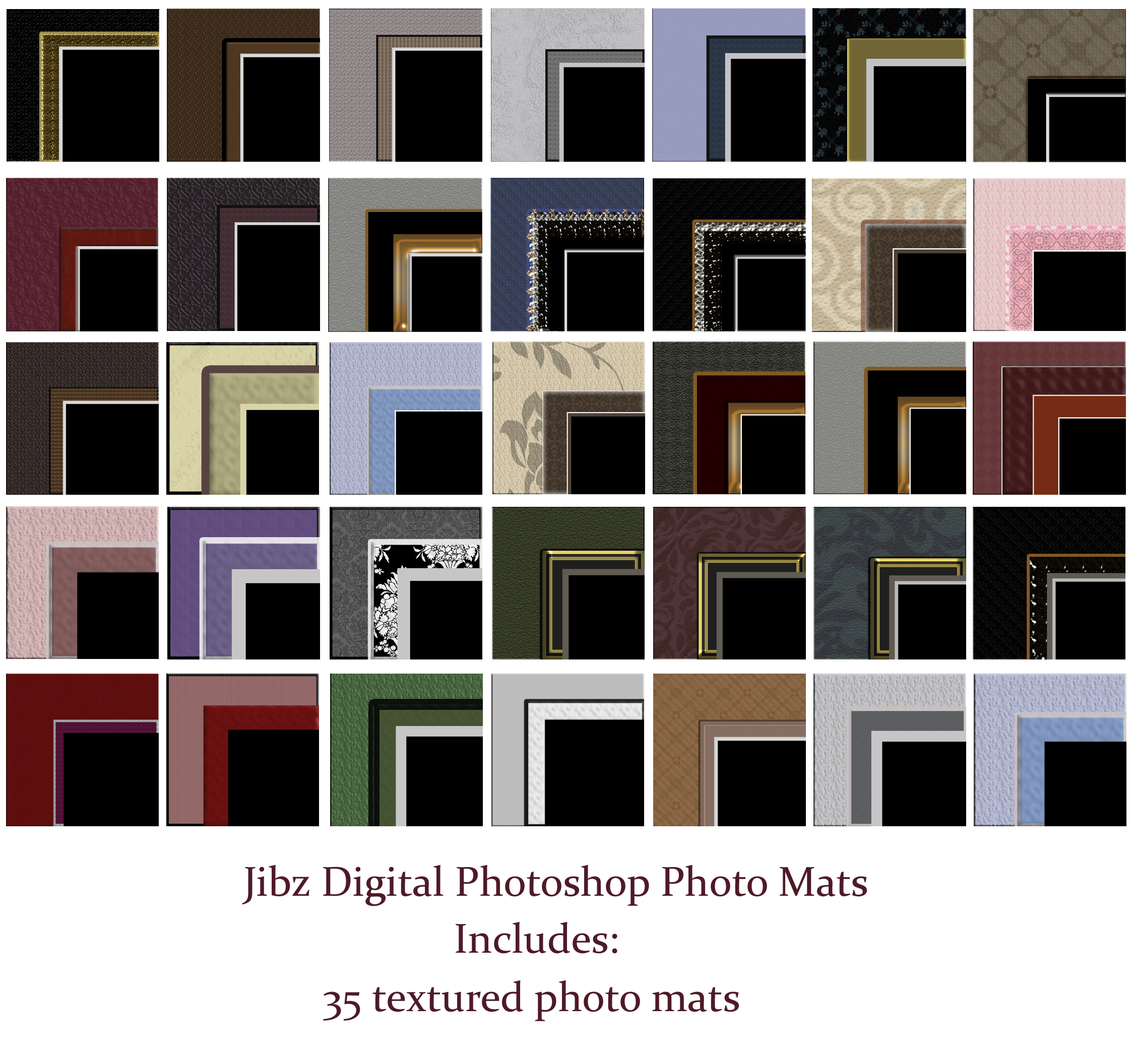 Photographers Photo Mats Photoshop Photo Mats Mat Board